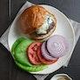 Black + Blue Burgers