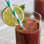 Blood Orange Cilantro Mocktail