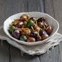 Citrus-Marinated Olives