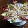 Endive Spears with Blue Cheese