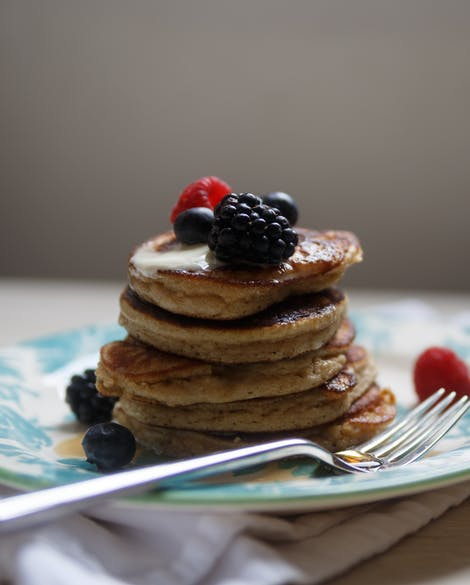 Gluten-Free Almond Pancakes