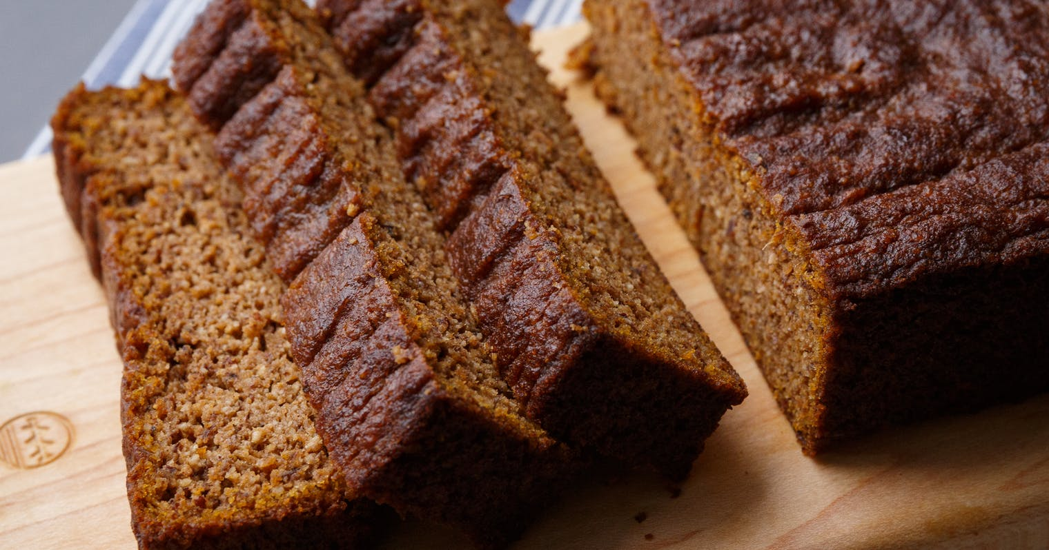 Best Gluten Free Pumpkin Spice Bread Recipe The Yellow Table