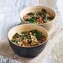 Hearty Sprouted Lentil Stew