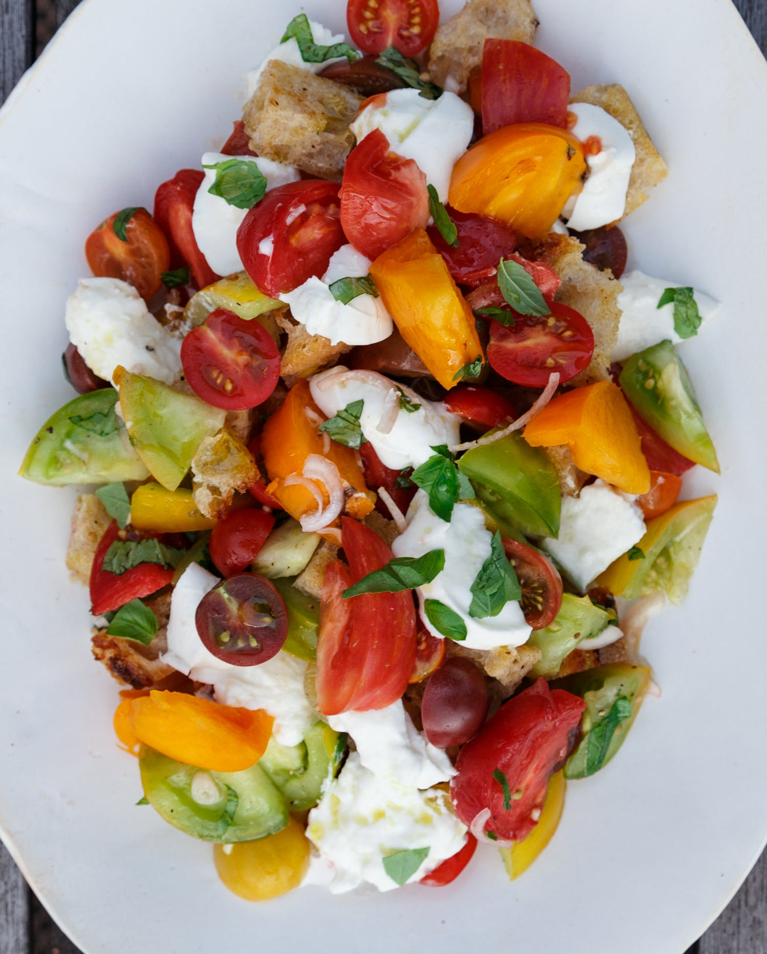 13+ Best Heirloom Tomato Panzanella Recipe Galerie