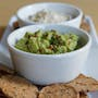 Lemony Fava Bean Dip with Mint