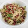 Quinoa Salad + Caramelized Fennel