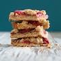 Raspberrry-Oatmeal Bars