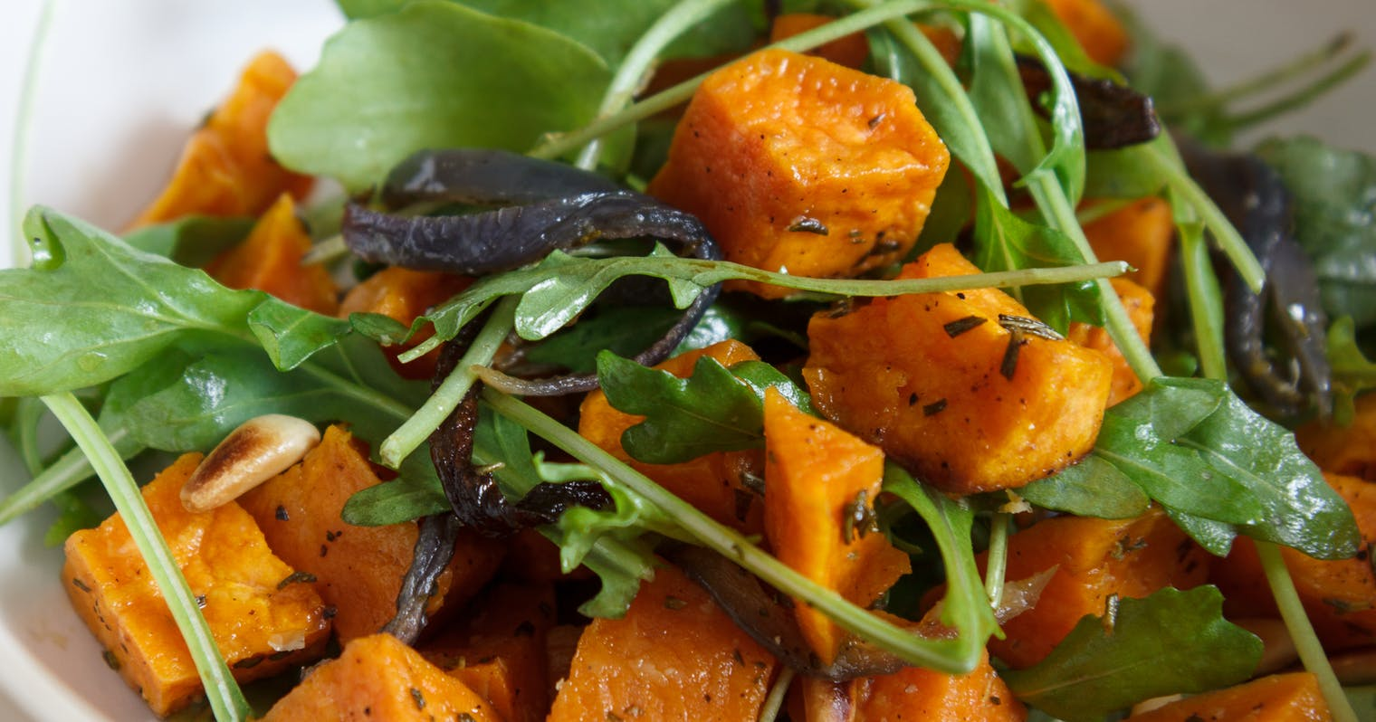 The Best Roasted Sweet Potatoes Recipes — Dishmaps