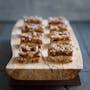 Butter Pecan Shortbread Squares