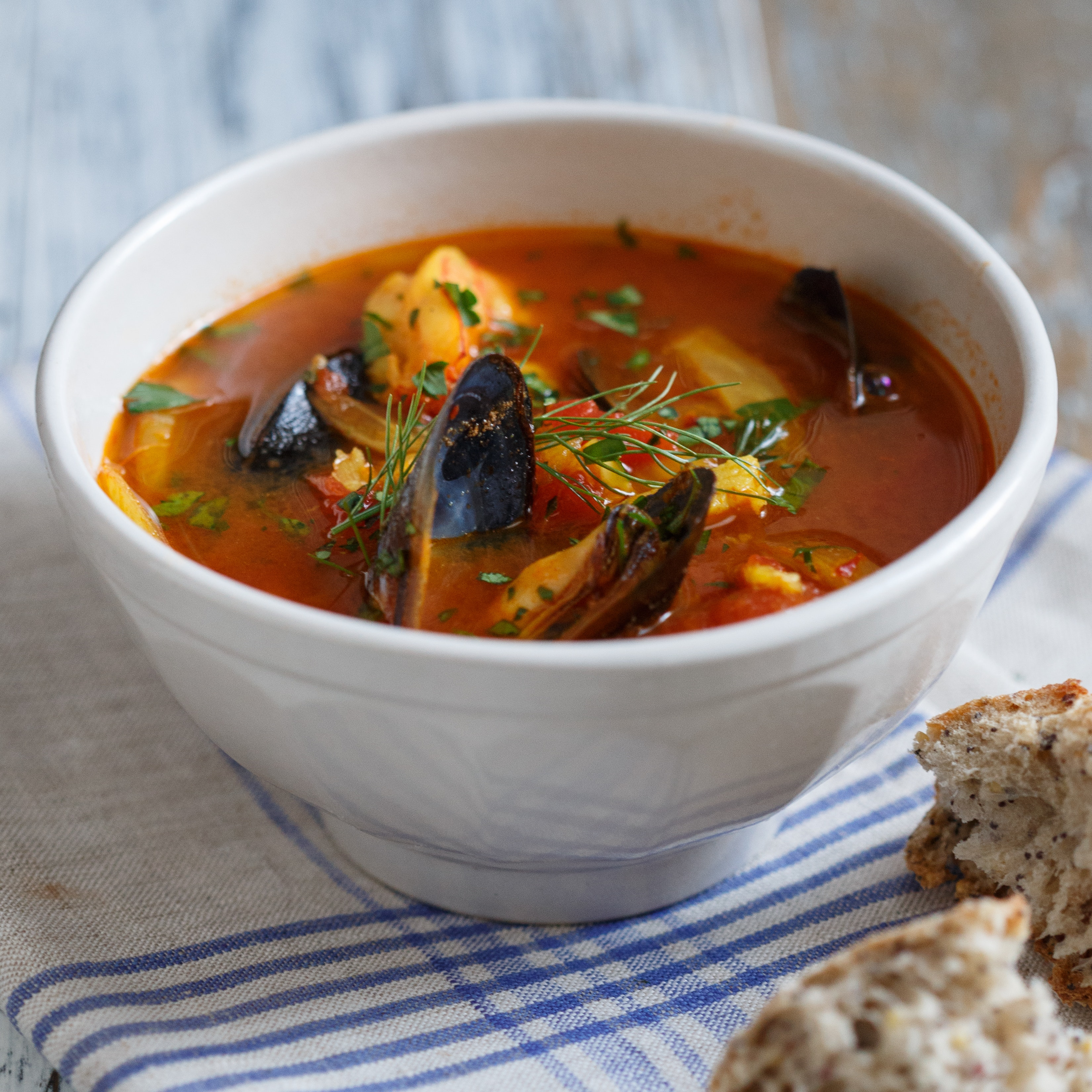 best spicy seafood stew recipe