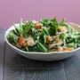 Spinach Salad + Quinoa