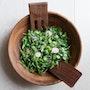 Fava Bean + Pea Salad