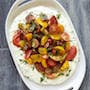 Summer Tomatoes + Herb Ricotta