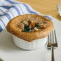 Whole Wheat Chicken Pot Pies